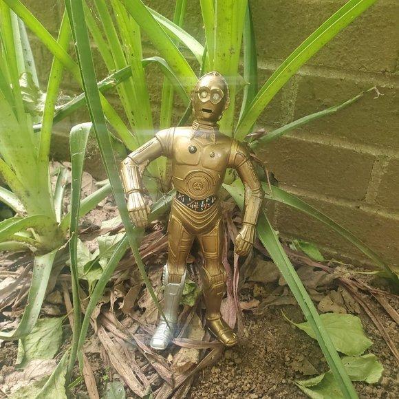 Vintage 1993 Star Wars C-3PO Figure
